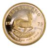 The South African Krugerrand Gold Bullion Coin